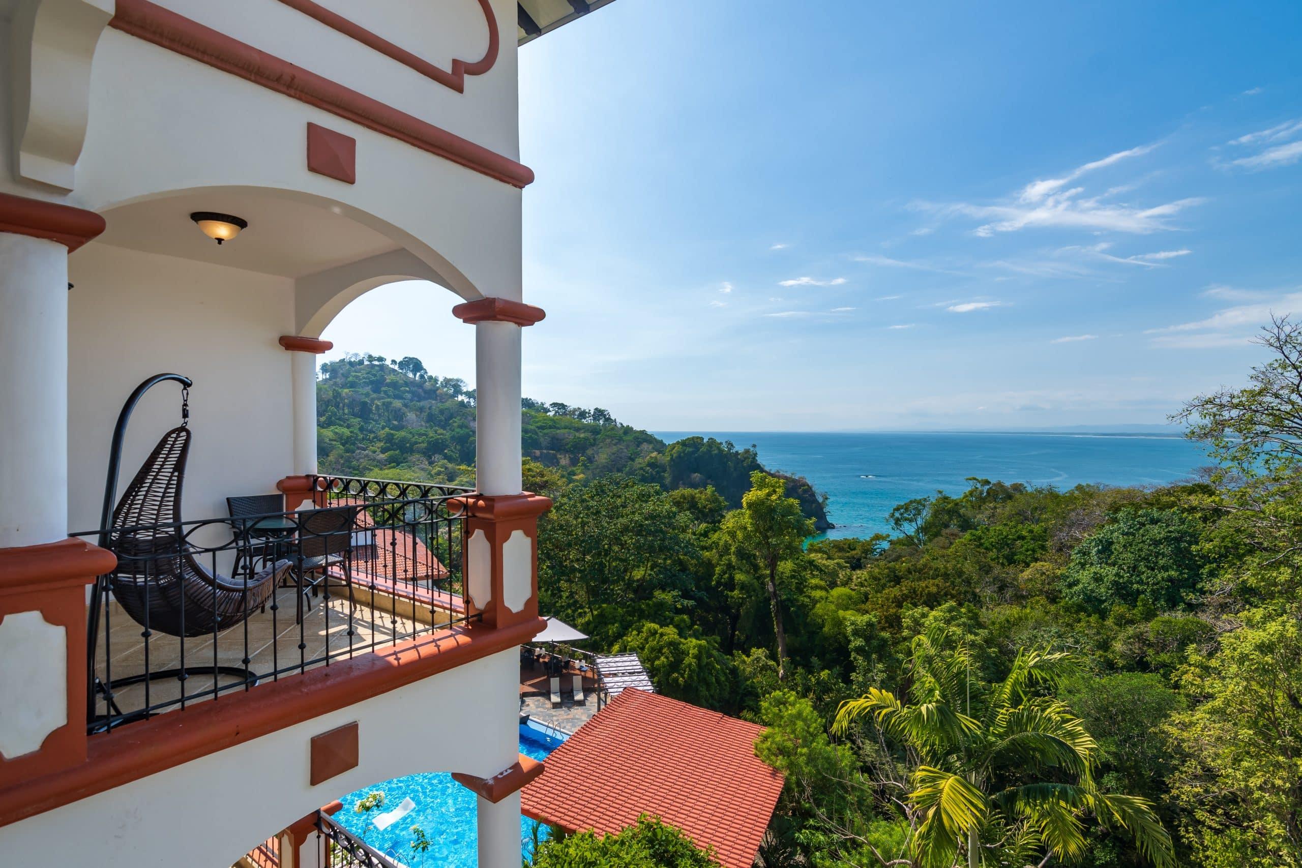 honeymoon suite ocea view